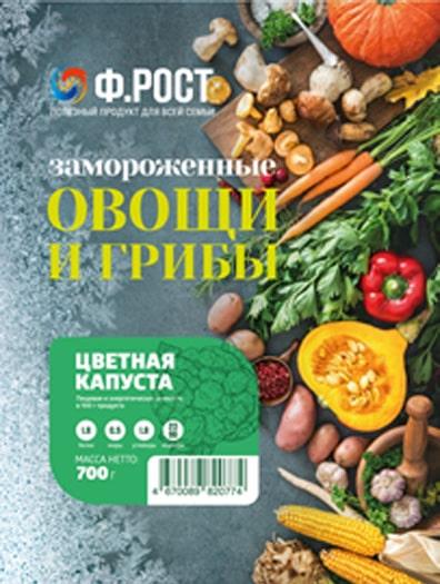 Ф.Рост замороженные овощи и грибы